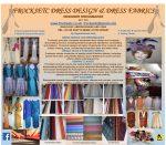 Frocksetc Dress Design & Dress Fabrics, Banchory, Aberdeenshire