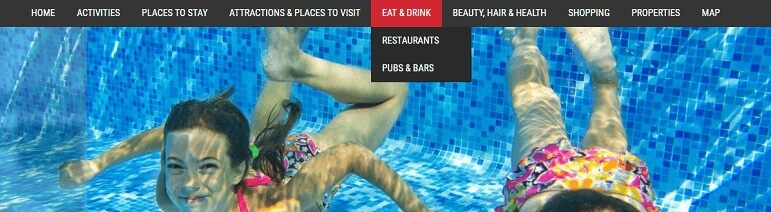 Drop Down menus Advertise with us What's on in Aberdeen