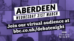 BBC political TV show comes to Aberdeen
